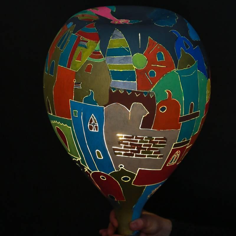 Bolle di luce - Amelia, Terni - Umbria - Cooperativa Spazio Famiglia