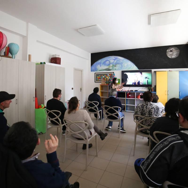 Cineforum - Amelia, Terni - Umbria - Cooperativa Spazio Famiglia