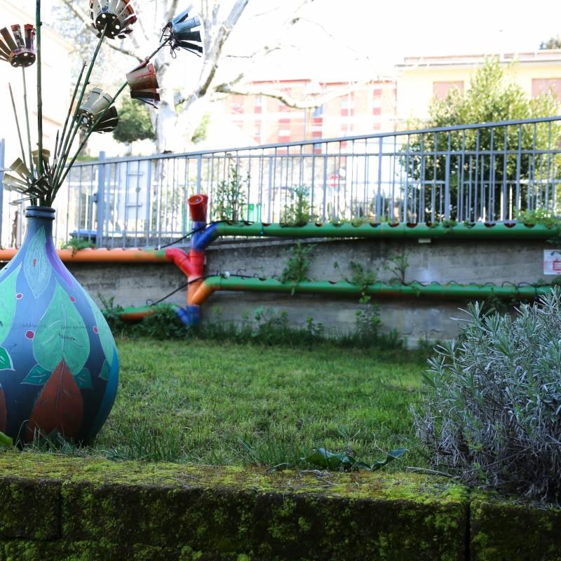 Orto sospeso - Amelia, Terni - Umbria - Cooperativa Spazio Famiglia
